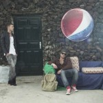 "Bag videoen ""Mod Solnedgangen""PepsiMax DK"