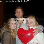Camilla, Nik & ChristinaTrommen d. 04.11.2006, Hørsholm
