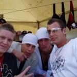 Nikolaj, Jay, Nik & CasperGrøn Koncert, Børkop