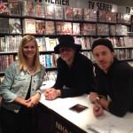 Cathrine og Nik & Jay Stereo Studio d. 07.11.2013, Århus