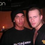 Joey & NikBombay d. 11.04.2004, KBHUdlånt af DKBN