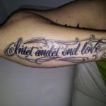 """""""Intet andet end love""""Lars Askov"""