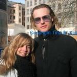 Louise & NikVega d. 09.03.2005, KBH