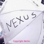 Mette's NEXUS paraply