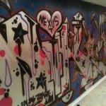 En Nik & Jay væg