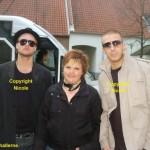 Nik, Nicole & Jay16.03.2007, Torvehallerne, Vejle