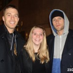 Jay, Nicoline & NikX-Factor d. 23.02.2011
