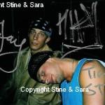 Store Vega d. 31.08.2002Christian koncert.Venligst udlånt af Stine & Sara
