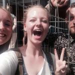Thea  & NikGrøn Koncert Odense d. 25.07.2014